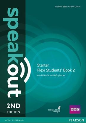 Obrazek Speakout 2ed Starter Flexi Course Book 2 with MyEnglishLab