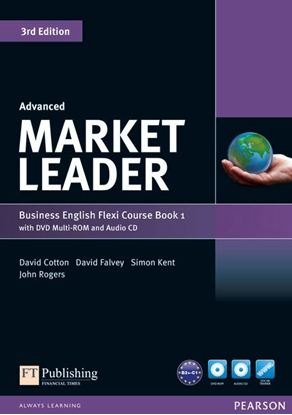 Obrazek Market Leader 3rd Edition Flexi Advanced Coursebook 1
