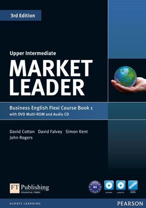 Obrazek Market Leader 3rd Edition Flexi Upper Intermediate Coursebook 1