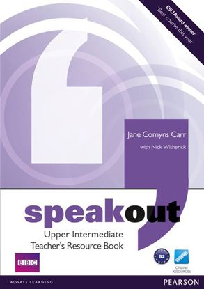 Obrazek Speakout Upper Intermediate. Teacher's Resource Book