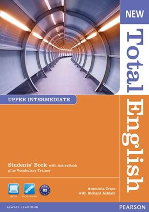 Obrazek New Total English Upper Intermediate. Podręcznik +  Active Book