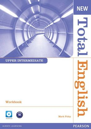 Obrazek New Total English Upper Intermediate. Ćwiczenia bez Klucza + CD