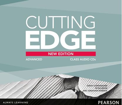 Obrazek Cutting Edge New Edition Advanced. CD do Podręcznika