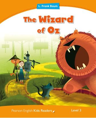 Obrazek The Wizard of Oz. Penguin Kids. Poziom 3