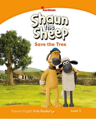Obrazek Shaun the Sheep. Save the Tree. Penguin Kids. Poziom 3