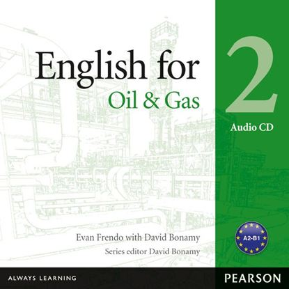Obrazek English for Oil 2 Audio CD