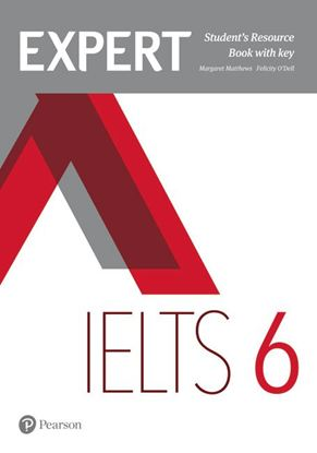 Obrazek Expert IELTS 6 Students' Resource Book with key