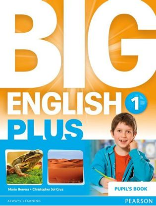 Obrazek Big English Plus 1 Pupil's Book