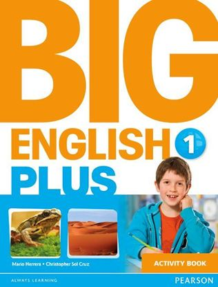 Obrazek Big English Plus 1 Activity Book
