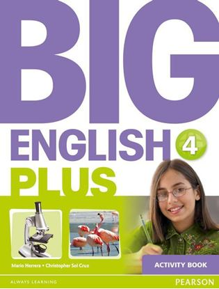 Obrazek Big English Plus 4 Activity Book