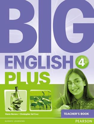 Obrazek Big English Plus 4 Teacher's Book