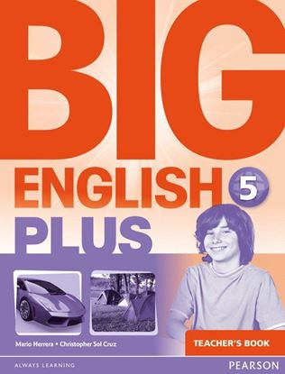 Obrazek Big English Plus 5 Teacher's Book