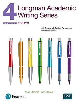 Obrazek Longman Academic Writing Series 4: Essays with Essential Online Resources (5th Edition)