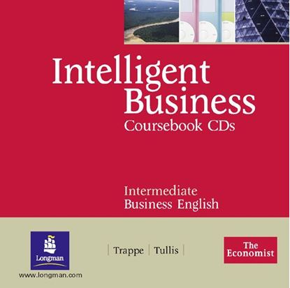 Obrazek Intelligent Business Intermediate.    CD do Podręcznika