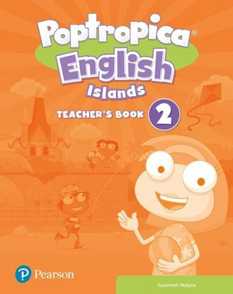 Obrazek Poptropica English Islands 2. Teacher's Book with Online World Access Code and Test Book Pack