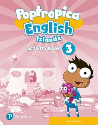 Obrazek Poptropica English Islands 3. Activity Book
