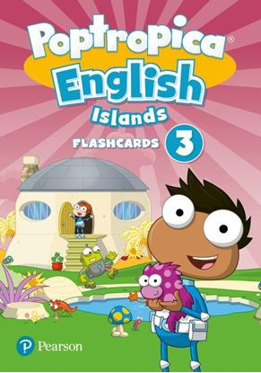 Obrazek Poptropica English Islands 3. Flashcards