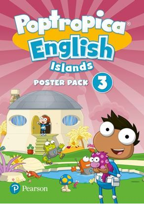 Obrazek Poptropica English Islands 3. Posters