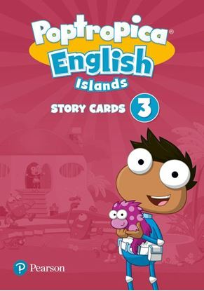 Obrazek Poptropica English Islands 3. Storycards