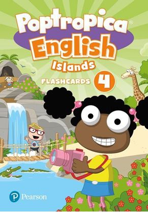 Obrazek Poptropica English Islands 4. Flashcards