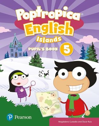Obrazek Poptropica English Islands 5. Pupil's Book with Online Game Access Card