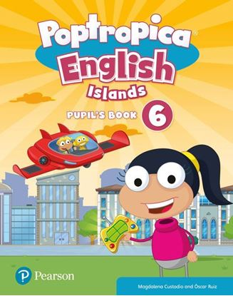 Obrazek Poptropica English Islands 6. Pupil's Book with Online Game Access Card