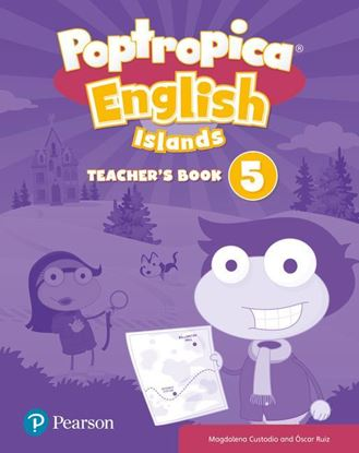 Obrazek Poptropica English Islands 5. Teacher's Book with Online World Access Code and Test Book Pack