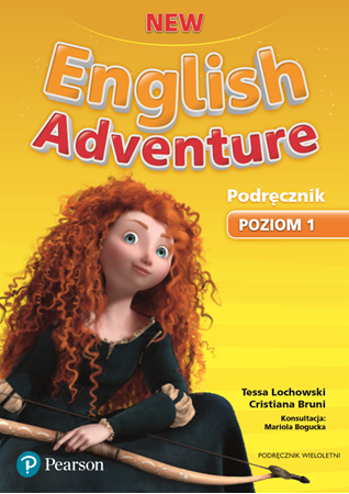 Obrazek dla kategorii New English Adventure 1