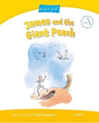 Obrazek Pen. KIDS James and the Giant Peach (6)