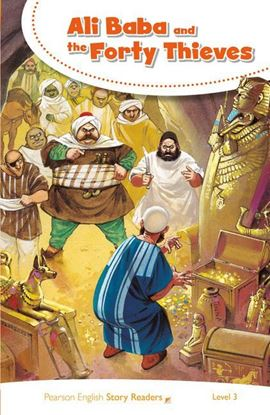 Obrazek Ali Baba and the Forty Thieves (9-11lat)