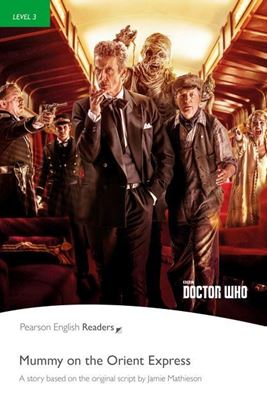 Obrazek Doctor Who: Mummy in the Orient Express plus MP3 CD