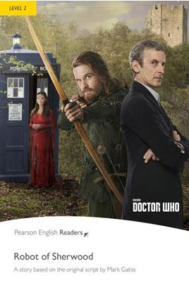 Obrazek Doctor Who: The Robot of Sherwood plus MP3 CD