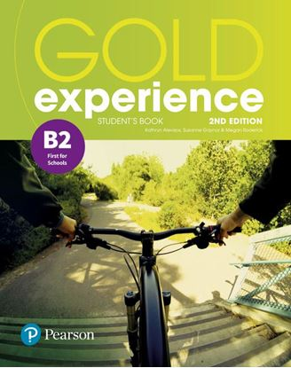 Obrazek Gold Experience 2nd edition B2 Student's Book