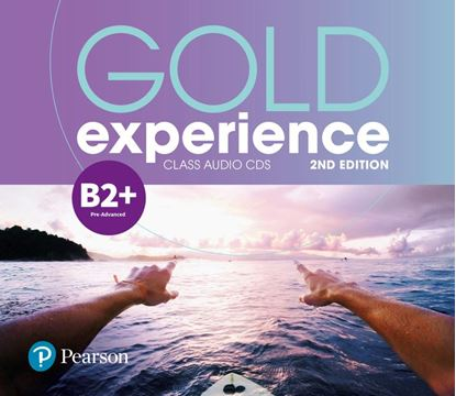 Obrazek Gold Experience 2nd edition B2+ Class Audio CDs