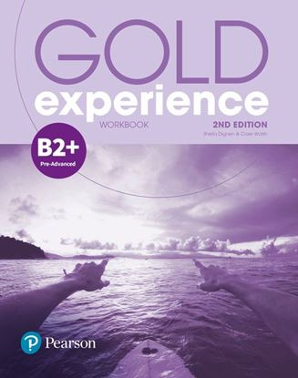 Obrazek Gold Experience 2nd edition B2+ Workbook