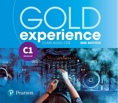 Obrazek Gold Experience 2nd edition C1 Class Audio CDs