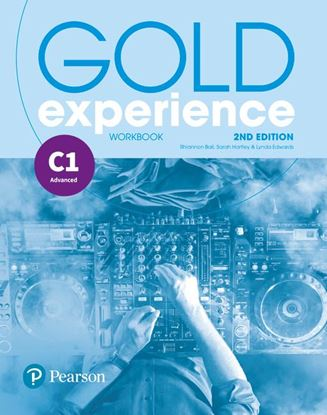 Obrazek Gold Experience 2nd edition C1 Workbook