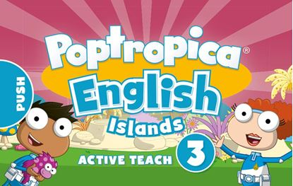 Obrazek Poptropica English Islands 3. Active Teach USB