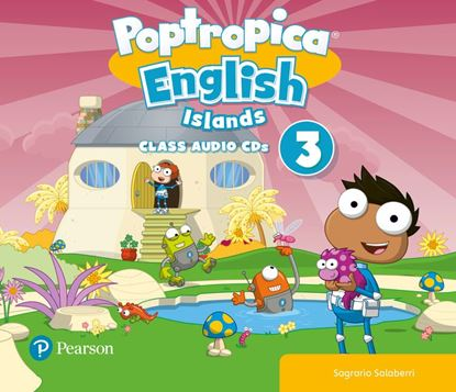 Obrazek Poptropica English Islands 3. Class CD