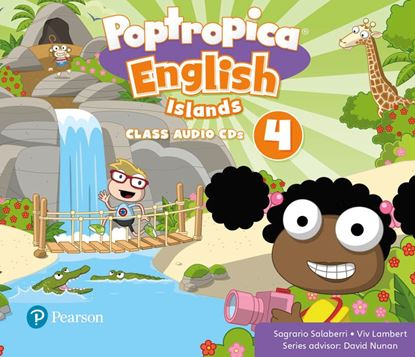 Obrazek Poptropica English Islands 4. Class CD