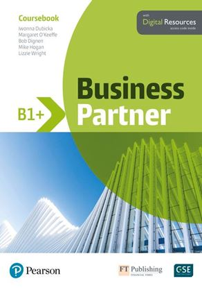 Obrazek Business Partner B1+ Coursebook with Digital Resources