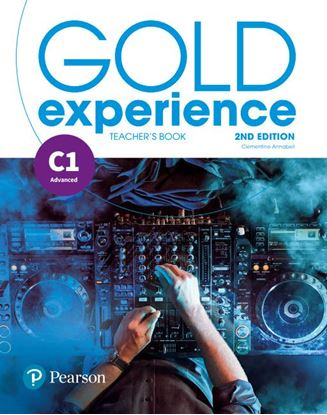 Obrazek Gold Experience 2nd edition C1 Teacher's Book with Online Practice, Teacher's Resources & Presentation Tool