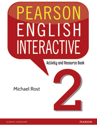 Obrazek Pearson English Interactive 2 Activity and Resource Book