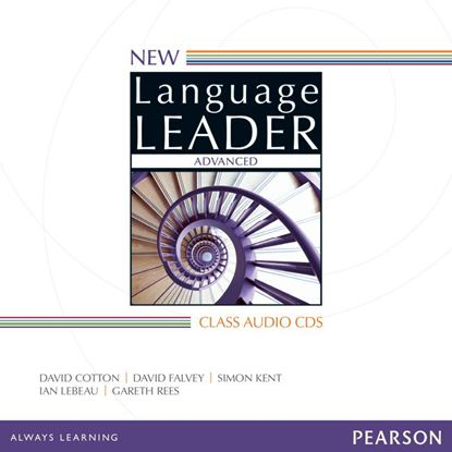 Obrazek New Language Leader Advanced Class Audio CDs