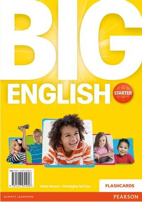 Obrazek Big English Starter. Flashcards