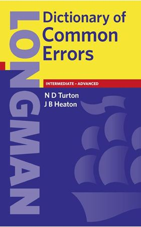 Obrazek dla kategorii Longman Dictionary of Common Errors