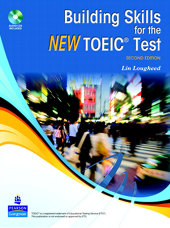 Obrazek dla kategorii Building Skills for the New TOEIC Test