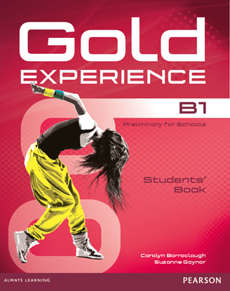 Obrazek Gold Experience B1. Student's eText AccessCodeCard