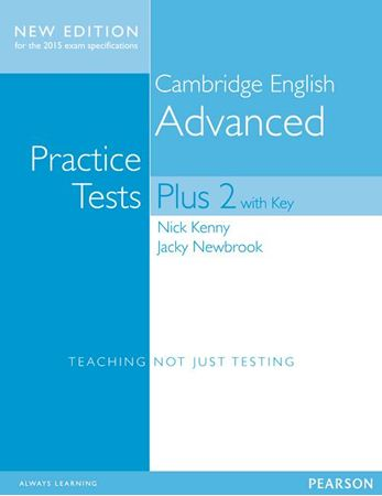 Obrazek dla kategorii Practice Tests Plus 2 Advanced New Edition ( 2015 exam specification)
