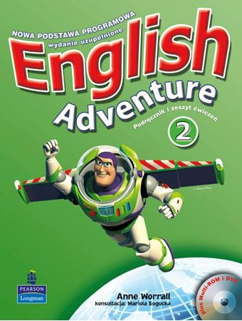 Obrazek dla kategorii English Adventure